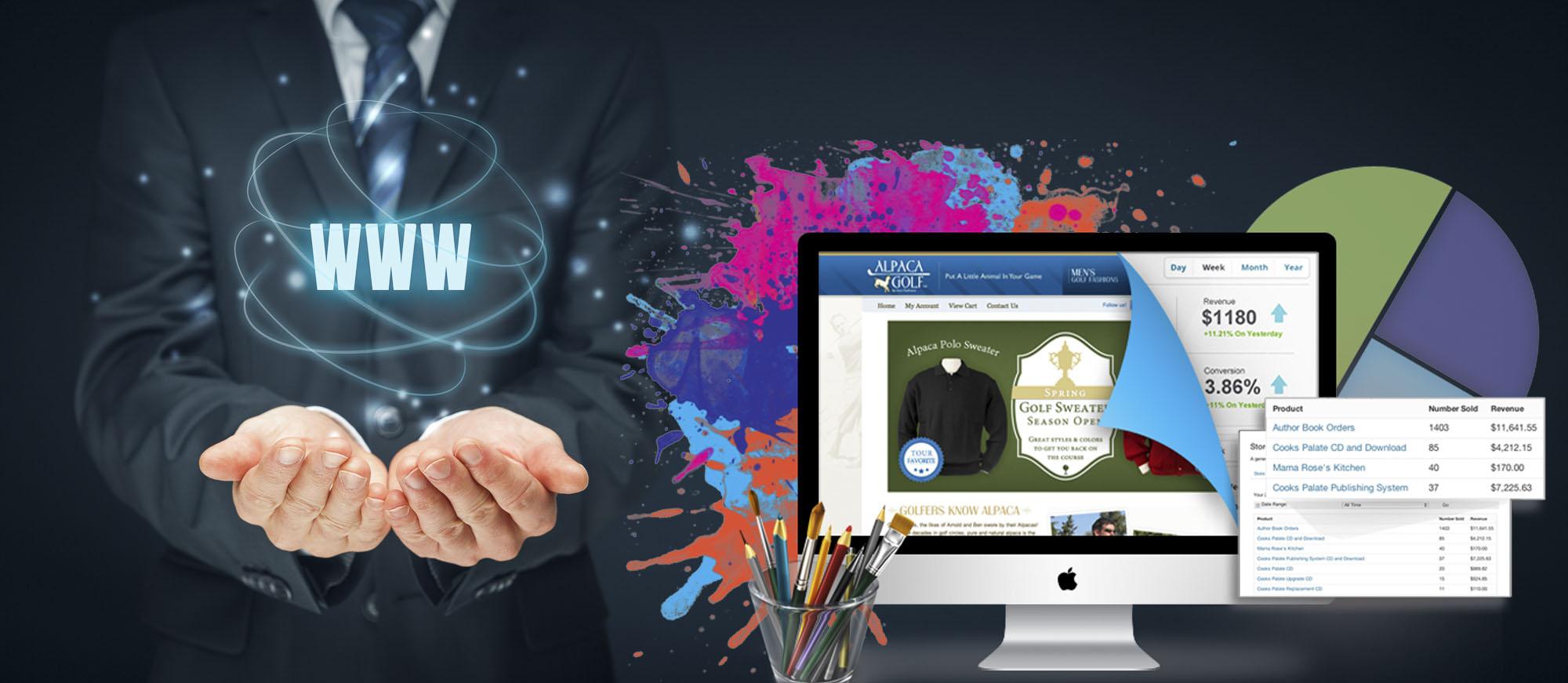 Progettazione e realizzazione siti web Seo