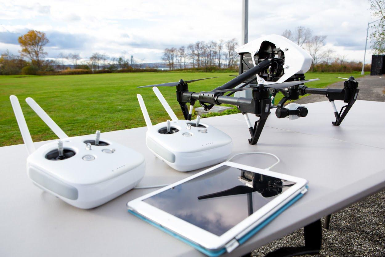 foto video 360 drone