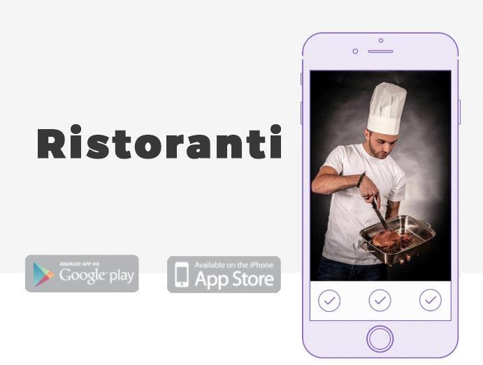 realizzazione app ristorante vercelli