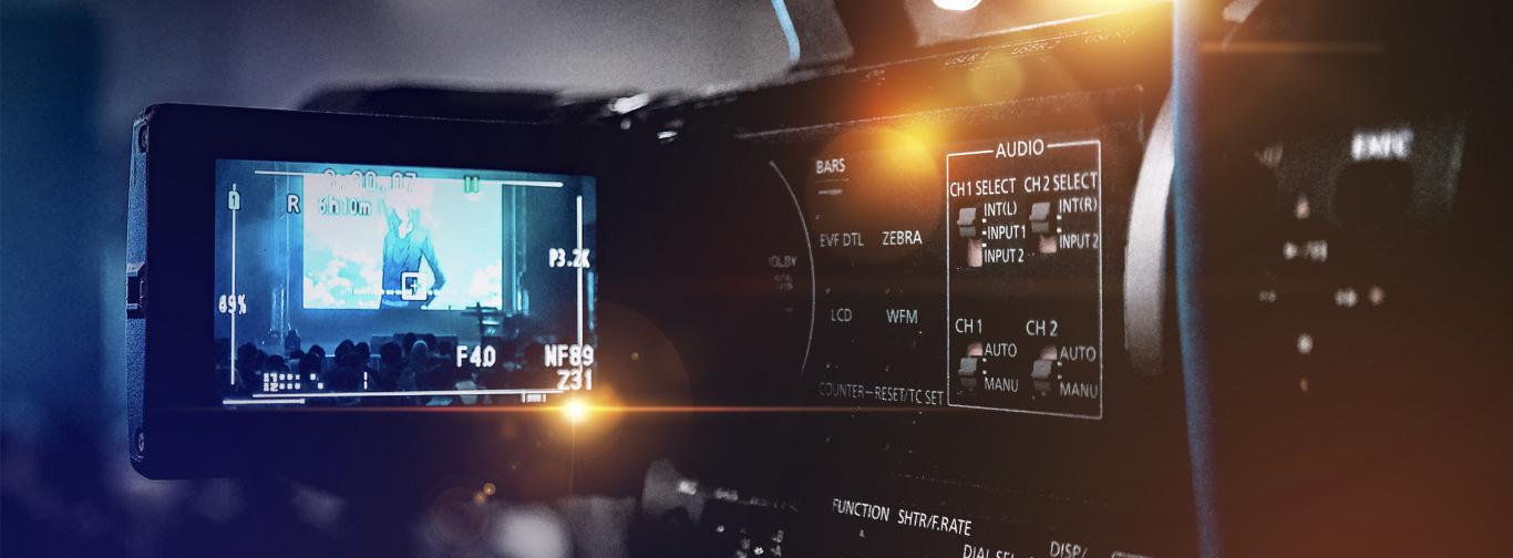 videomaker milano cameraman