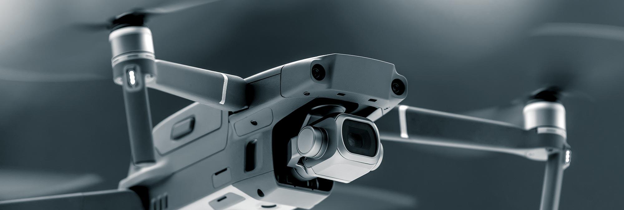 video drone vercelli
